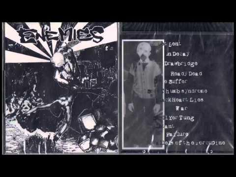 The Enemies (Oakland, CA) – Self-Titled Album (1999)