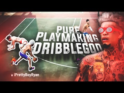 The BEST PURE PLAYMAKER DRIBBLE GOD on NBA 2K19 • They TRIED to Patch Me • BEST Dribble Moves Ever!