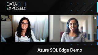 Azure SQL Edge: Demo, Renewable Energy | Data Exposed