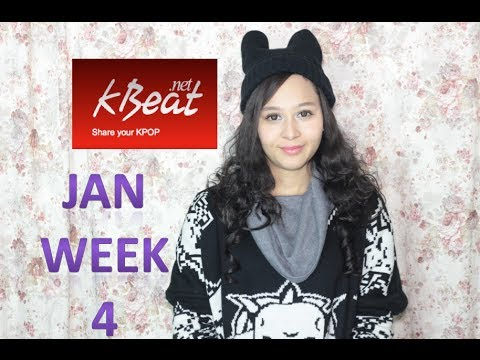 Top K-pop fan videos of the week JAN WEEK 4