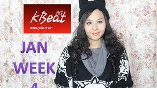 Top K-pop fan videos of the week JAN WEEK 4