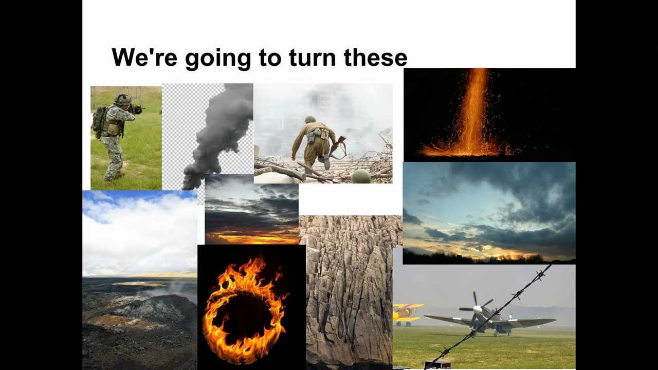 Create a war scene with stock images photoshop cs6 tutorial create a war scene with stock images photoshop cs6 tutorial part 1 baditri Images