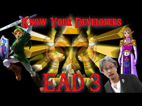 Know Your Developers: EAD Group 3
