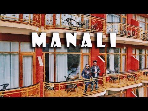 MANALI - BEST BUDGET HOTEL || GOT MSK VLOGS BIKE IN MANALI || MANALI TRIP 2019