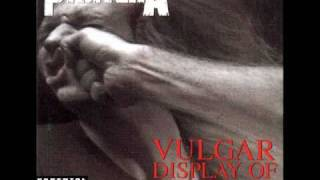 PanterA - Walk (Vulgar Display Of Power)