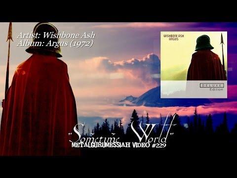 Sometime World - Wishbone Ash (1972) FLAC Remaster HD 1080p ~MetalGuruMessiah~