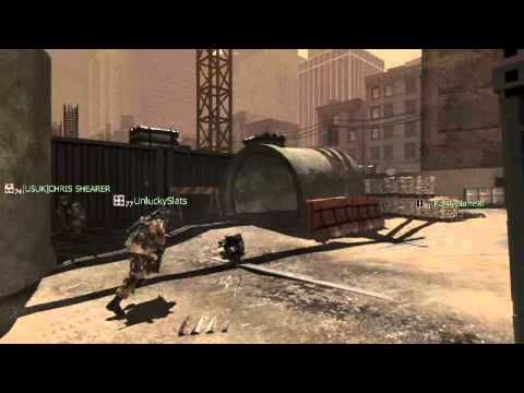 CHRIS SHEARER - MW3 Game Clip