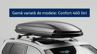 Cutiile pentru bagaje Volkswagen