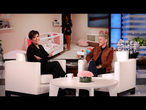 Kris Jenner Talks Jumping On Kylie's Viral 'Rise And Shine' Video