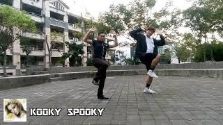 [踊いてみた]KOOKY SPOOKY(パラパラ)