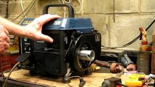 My cheap Chinese generator - $20 - a bargain