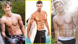 Top 10 Nickelodeon Boys With Sixpack - Star News