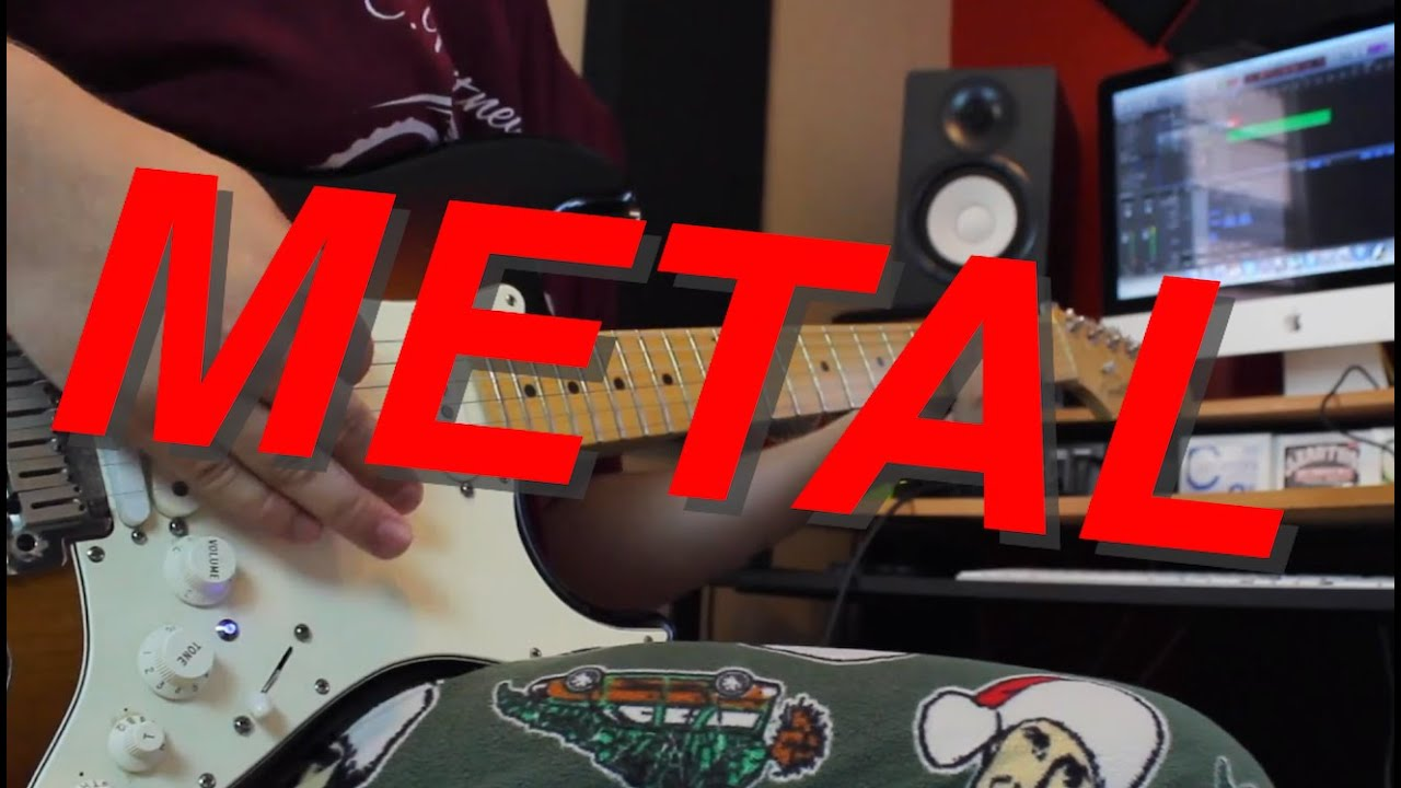 How To Write A Metal Song In Seconds The Secret Revealed