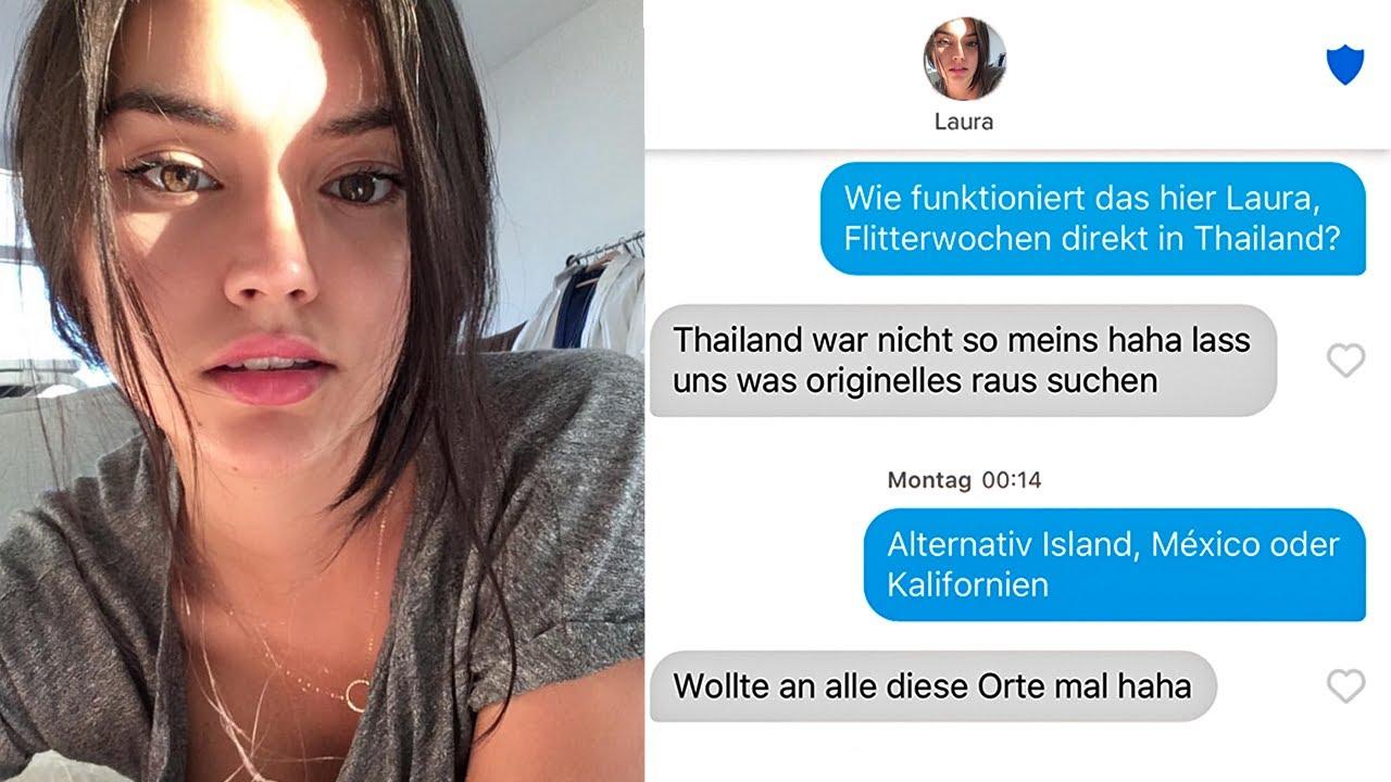 Flirten text