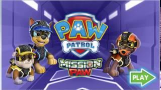 PAW Patrol: Mission PAW (Щенячий патруль: Миссия Лапа)