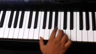 Piano Covers by AdityaBum bum bole