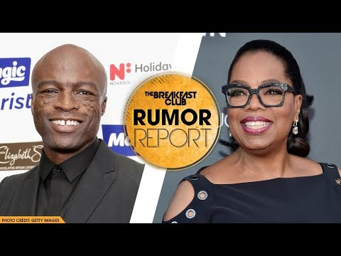 Download Youtube: Seal Slams Oprah For 'Ignoring Rumors' About Harvey Weinstein