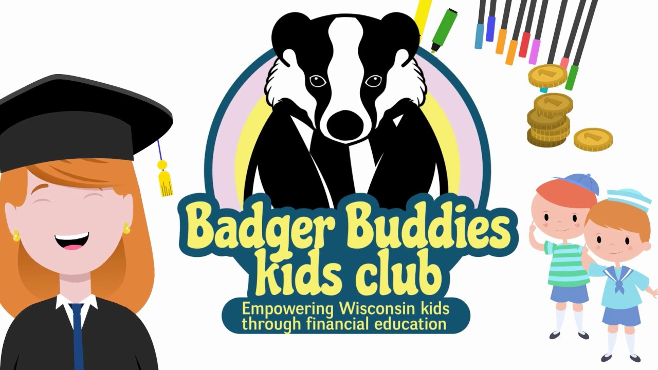 Badger buddies - Wisconsin Credit union financial education youth program