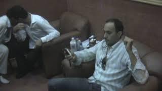 محمد حسن و صابر الرباعي و عاطف صبحي في ليبيا