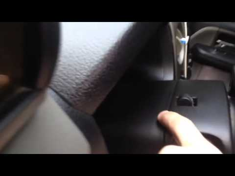 How To Change Dash Lights 04-08 F150 Part 1