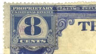 Molly Rausch: Postage Stamp Artist