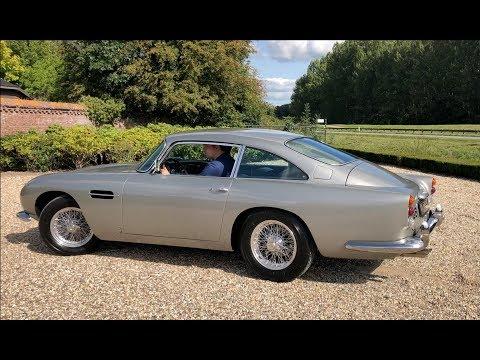 Aston Martin DB5   James Bond Nederland