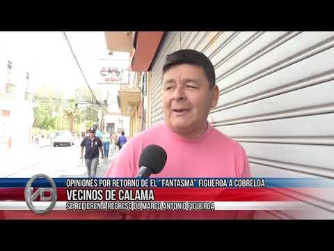 27 Dic 2019 Opiniones Encontradas Por Arribo A Cobreloa De Marco Antonio Figueroa
