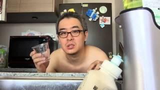 【日常にひそむ恐怖】水を飲んだコップが… thumbnail