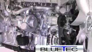 Detroit Diesel SCR Bluetec DD13, DD15, DD16 Series Engines