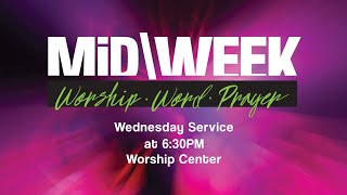 MiD\WEEK: The Prayer of Jabez