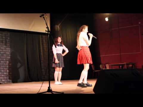 "HI SUHYUN - I'm Different(cover ""Liberty"" W&Y)"