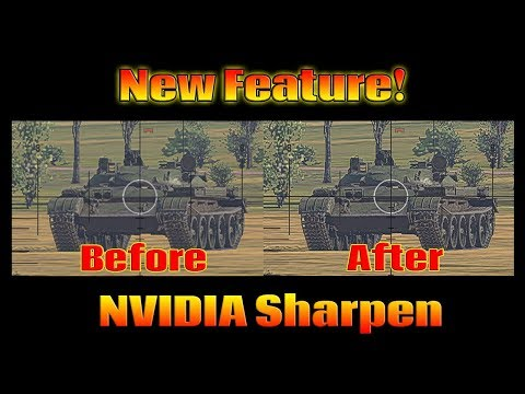 So NVIDIA War Thunder Players Have This Thing Now...