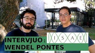 [Intervjuo] Wendel Pontes — ISAE