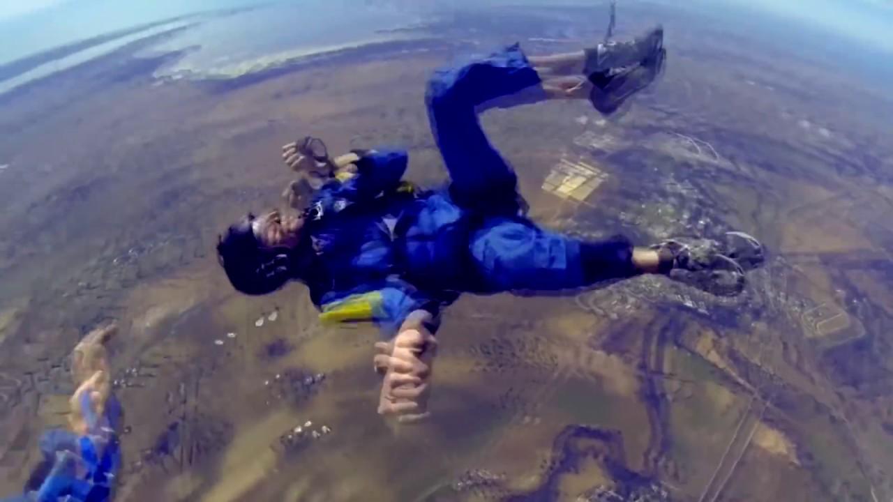 puteți pierde în greutate skydiving)