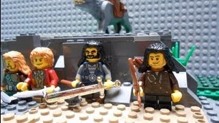Lego The Hobbit: Yazneg