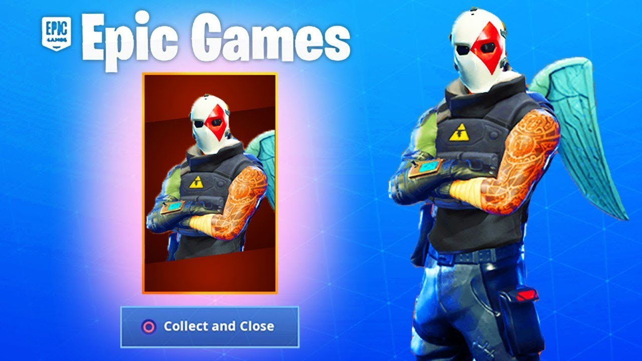 How to Create Your Own Skin in Fortnite! (Fortnite Skin ...