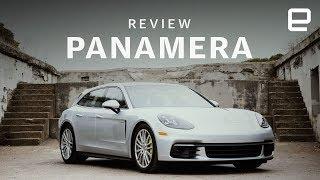 Porsche Panamera 4 E-Hybrid Sport Turismo Review
