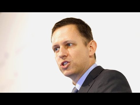 20 Years of the Asian Investment Conference: Peter Thiel