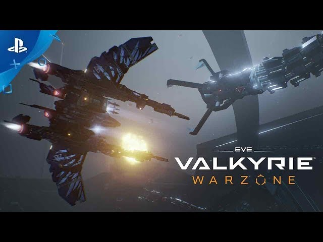 EVE: Valkyrie - Warzone Launch Trailer | PS4, PS VR