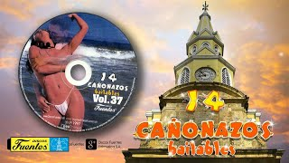 14 Cañonazos Bailables Volumen 37 - ALBUM COMPLETO / Discos Fuentes