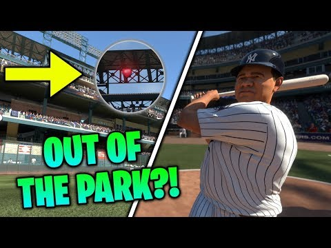 How FAR Can BABE RUTH Hit a Home Run at Coors Field in MLB The Show 18   MLB The Show 18 Challenge