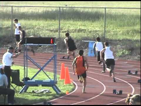 400m Varsity Boys 2011 North Bay League Champs