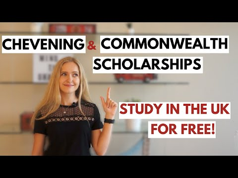Commonwealth & Chevening Scholarship: Study Masters in the UK for free!