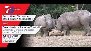 7/8 Le débat – Quel rôle dans la sensibilisation des publics pour les zoos ?