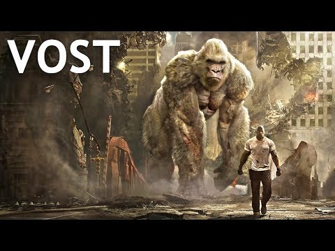 Rampage Bande-annonce VOSTFR (2018)