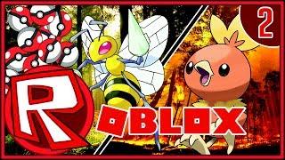 ONTO THE NEXT GYM!!! Pokemon Roblox Brick Bronze Stream Series | Ep:002|
