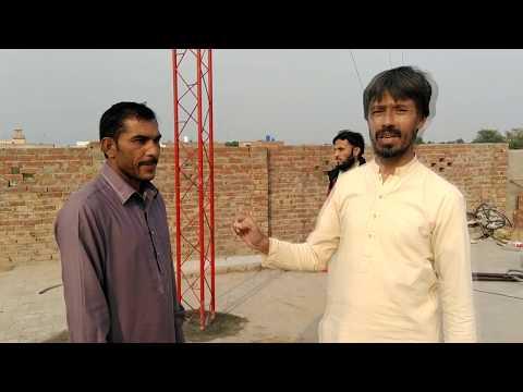 Afiaz Info | Wifi Tower Installation Complete | Urdu Hindi