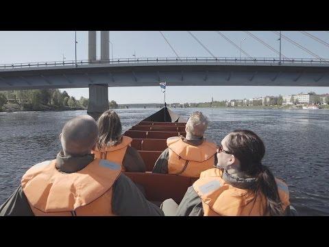 Summer activities in Lapland, Finland