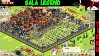 GoodGame Empire (Prezentacja) - Sala Legend