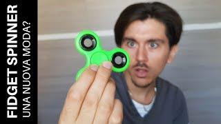 Fidget spinner mania   Figata...o anche no?